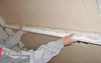 ремонт квартир - выравнивание стен