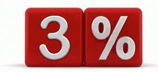 Скидка на ремонт квартиры в новостройке 3%