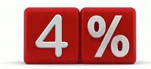 Скидка на ремонт 4%